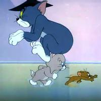 猫和老鼠恶搞头像 猫和老鼠头像