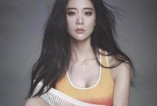 亚洲第一美女却是英国人网友称她为韩版干露 屁