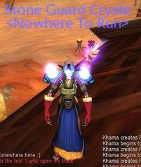 风灵,传说中的灯泡-魔兽世界1.9安其拉备战风云