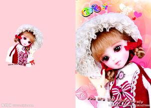SD娃娃图片