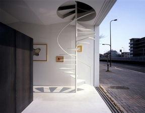 10款超节省空间的楼梯设计