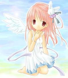 网友投稿 单翼天使也美丽