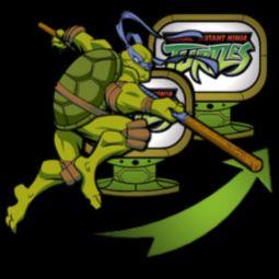 忍者神龟宣传画图标