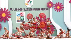 怡红院免费九九色色-黎族舞蹈《万泉河水》拉开演出序幕 2013年8月的北京,第九届园林博...