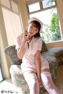 制服诱惑 日本女星护士造型曝光