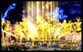 圣斗士传说公测 圣衣小宇宙末世之战