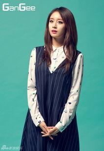 ... 韩国女团T-ARA成员智妍登上时尚娱乐杂志《GanGee》3月号封面...