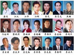 香港男老演员图片图片大全 都喜欢哪些香港电视剧男演员