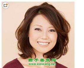 40多岁的女人发型有哪些 40多岁的减龄发型效果图