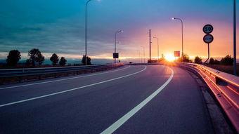 公路桌面壁纸1920x1080高清壁纸-以中国目前的路况,离高速不限速...