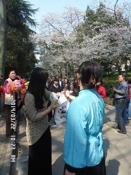 武大樱花节落幕了