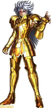 圣斗士、曾担任教皇,拥有粉碎银... 造出通往异界的次元空间,将自己...
