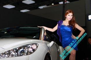 ...的2011首尔新车展靓丽车模