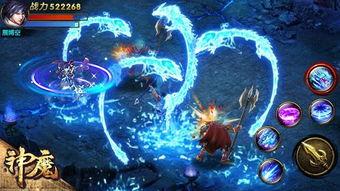 龙威——控伤一体-耍长枪的男神最帅 神魔 新角色龙将技能大揭秘