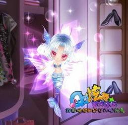 QQ炫舞新版坐骑翅膀 最新宠物装扮搭配