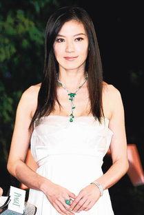 林熙蕾穿戴伯爵顶级珠宝腕表系列走秀.-林熙蕾生女后代言珠宝首亮...