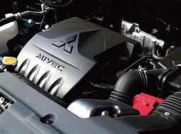 ...0升MIVEC发动机是国产劲炫的主力机型】-暗藏杀机 试驾广汽三菱 ...