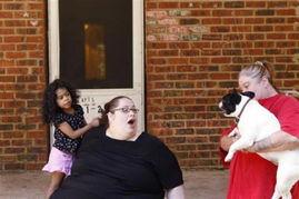 最胖母亲的另类生活