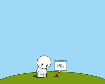 ...tingman推荐]【儿童节】一组简洁的卡通图,底纹不错 推荐本帖给好...