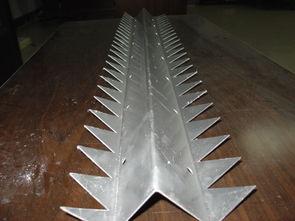刺士-圆孔网 防护钢 刺钉 ,刺网, 围墙 卫士, 围墙 防盗网