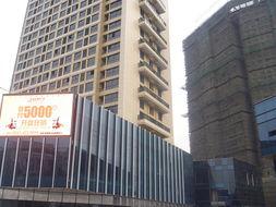 小世界大生活 信地城市广场2 楼样板间细节鉴赏