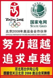 北京奥运奖牌榜