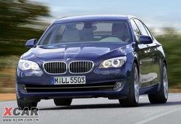 2010款宝马5系-宝马新5系上市日将近 明年将正式国产