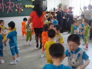 幼儿园小班六一活动主持词