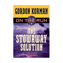 On The Run The Stowaway Solution On The Run 的内容简介