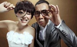 福原爱婚纱照公布 盘点最接地气的明星个性婚纱照