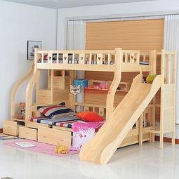 儿童双层床的优缺点