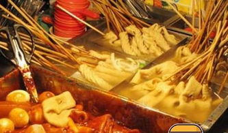 盘点韩国必吃8大特色小吃