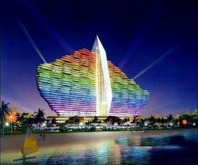 中国首家七星级标准酒店——红树林费尔蒙酒店已正式落户三亚海棠湾...
