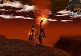 妄语飘言-天边火烧云,日色西沈,带著你心仪的女人去这个飘亮的场景转一转,...