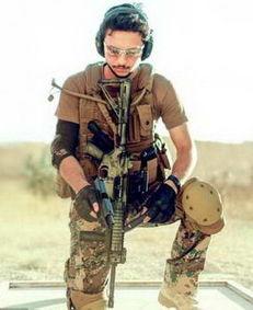 沙特王子卡比尔因杀人被处决 帅气脸庞引女粉丝遐想