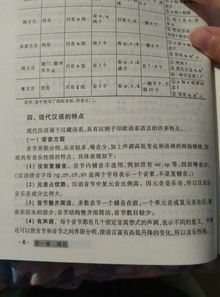 现代汉语语汇在语音上有何特点 为此,在语言的运用中要注意什么