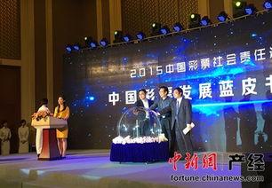《中国彩票发展蓝皮书》启动仪式-专家 彩票行业履行社会责任势在必...
