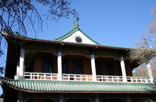 齐齐哈尔两处跟藏书有关的古建筑 万卷阁