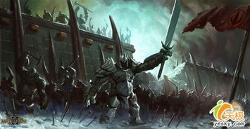巫王的崛起 欢迎进入邪恶中土世界