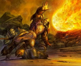 炉石传说 的前世今生骑士篇