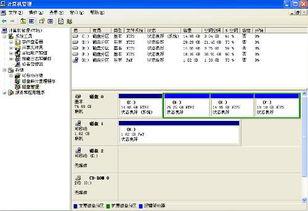 XP系统C盘太小不装系统如何重新分区
