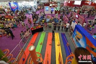天津中晟博远最新消点点点-7月30日上午,北京玩博会在国家会议中心开幕,新奇的玩具和婴幼儿...