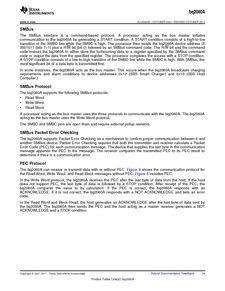 ...ents厂商 BQ2060A E619DBQG4 pdf预览第 19 页, datasheet数据手...