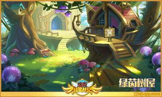 洛克精灵战记 全新副本图片 网页游戏下载