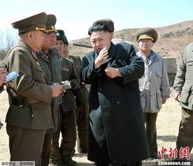 ...正恩指导了营队军人的训练,还组织和指导了营队指挥官的手枪和自...