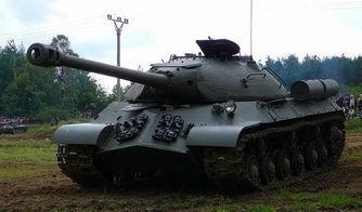 IS-3重型坦克-IS 3重型坦克 搜狗百科