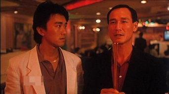 黑界知名元老冷小海-香港著名动作演员,香港有