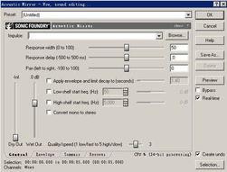 重新编写了8BIT转换程序内部算法,加入了抖动和噪音成形技术!总之...