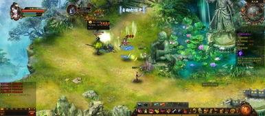 灵纪元横空出世 上古神话 游戏截图欣赏