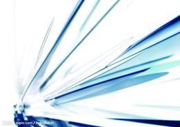 梦幻之光-深蓝 放射 线条 抽象 背景